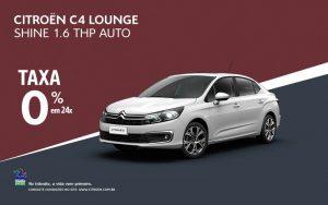 Citroën C4 LOUNGE . 1.6 16V THP Shine Auto Flex