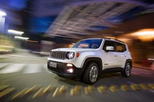 Jeep RENEGADE . Longitude 1.8 Flex Automático SP