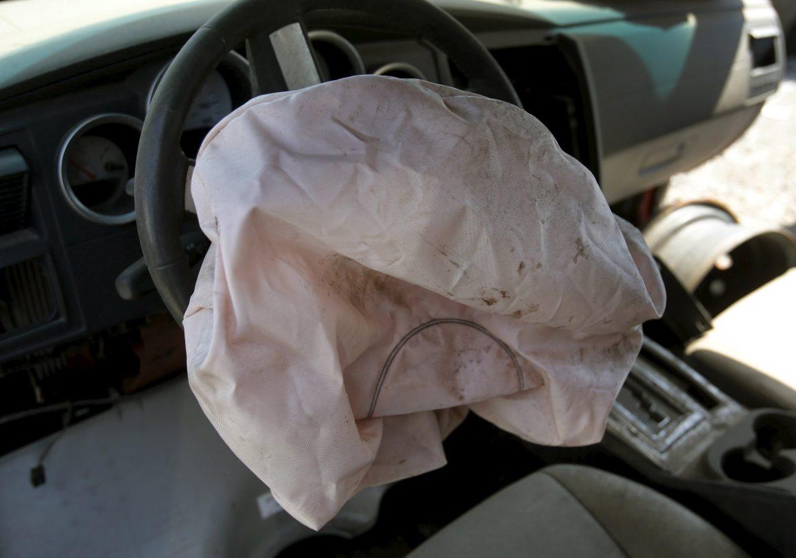 Air bags da Takata