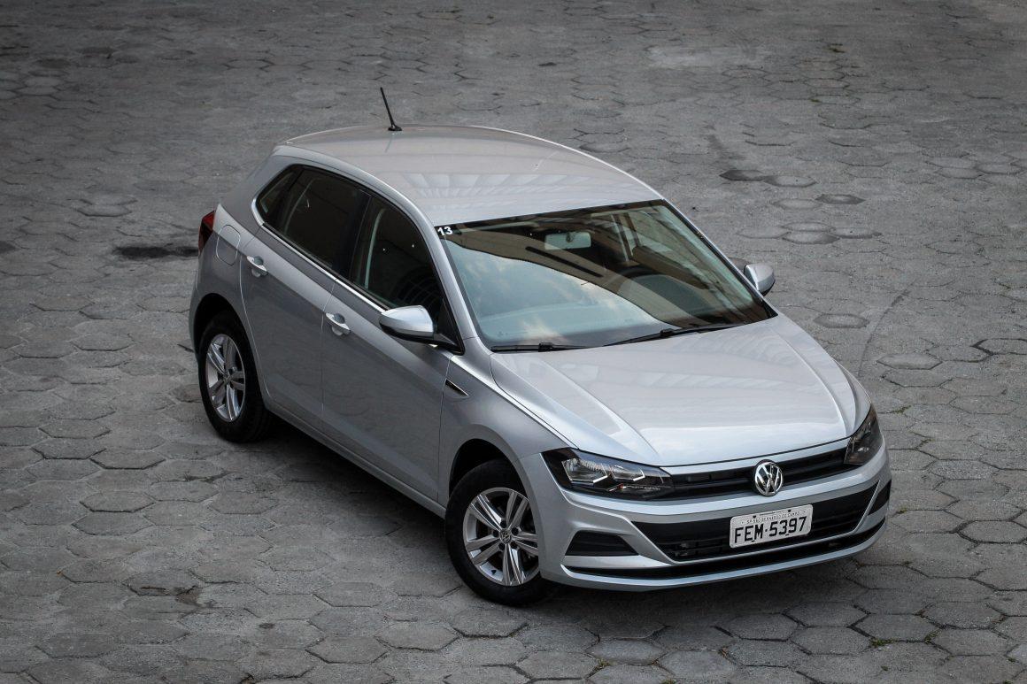 Avaliamos O Volkswagen Polo 1 6 Automatico Jornal Do Carro Estadao