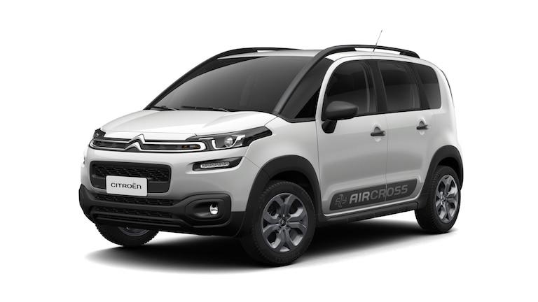 Citroën AIRCROSS 1.6 16V Live Automático Flex 0