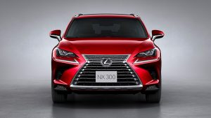 Lexus NX300 . 2.0 Turbo Luxury Auto