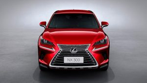 Lexus NX300 . 2.0 Turbo Dynamic Auto