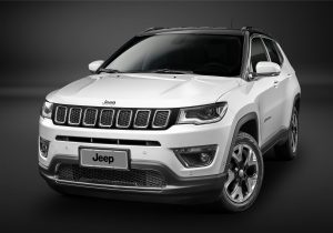 Jeep COMPASS . Limited 2.0 Flex Automático SP