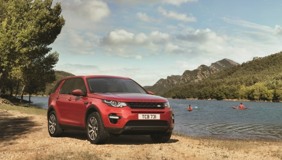 Land Rover DISCOVERY SPORT 2.0 TD4 SE Auto 0