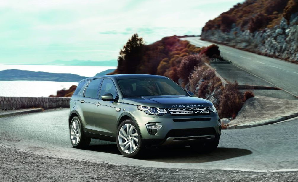Land Rover DISCOVERY SPORT 2.0 TD4 SE Auto 1
