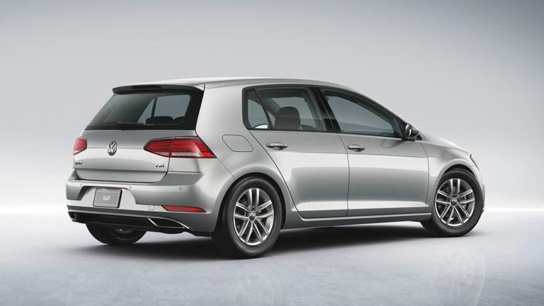 VolksWagen GOLF 1.0 TFSI Comfortline Auto Totalflex 3