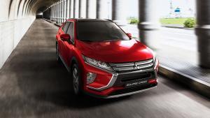 Mitsubishi ECLIPSE CROSS. HPE-S S-AWC