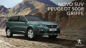 Peugeot 5008 . 1.6 16V Turbo Griffe Auto