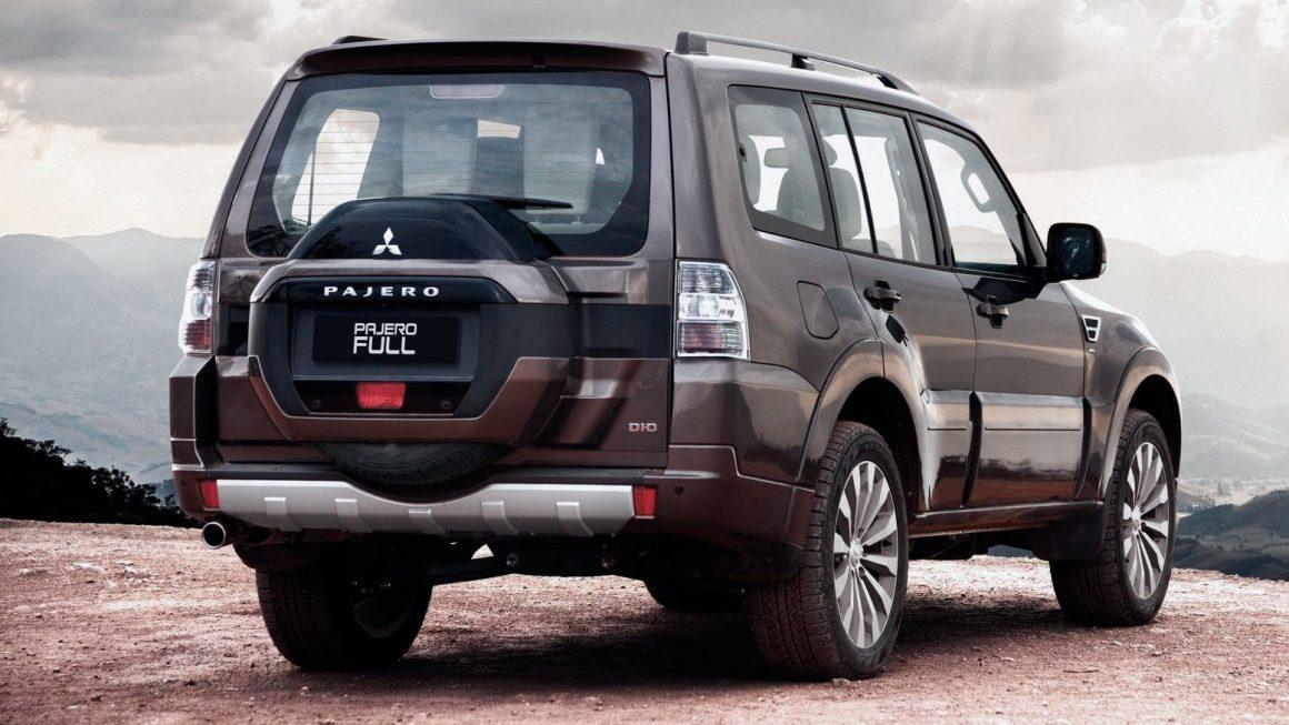 Mitsubishi Pajero Full Diesel 3