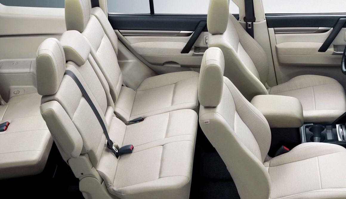 Mitsubishi Pajero Full Diesel 8