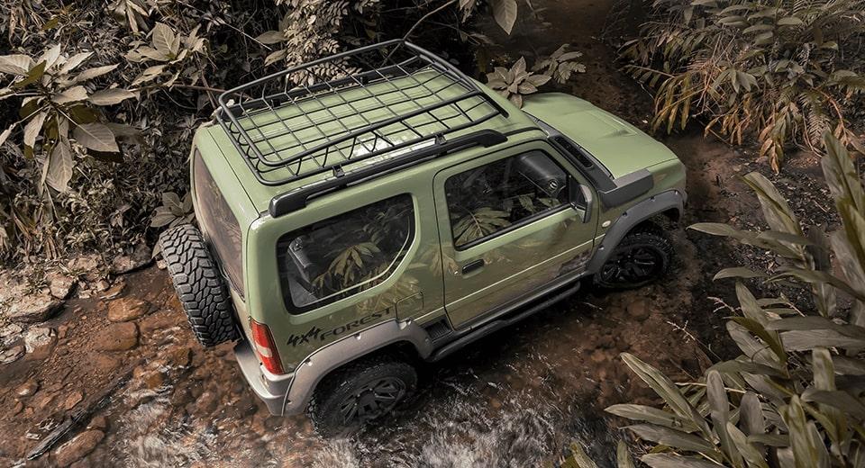 Suzuki JIMNY FOREST 6