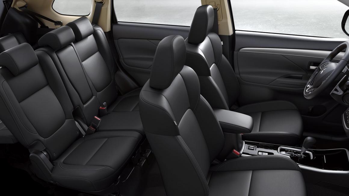 Mitsubishi Outlander 2.0L HPE 5