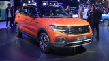 Volkswagen T-Cross novos SUVs