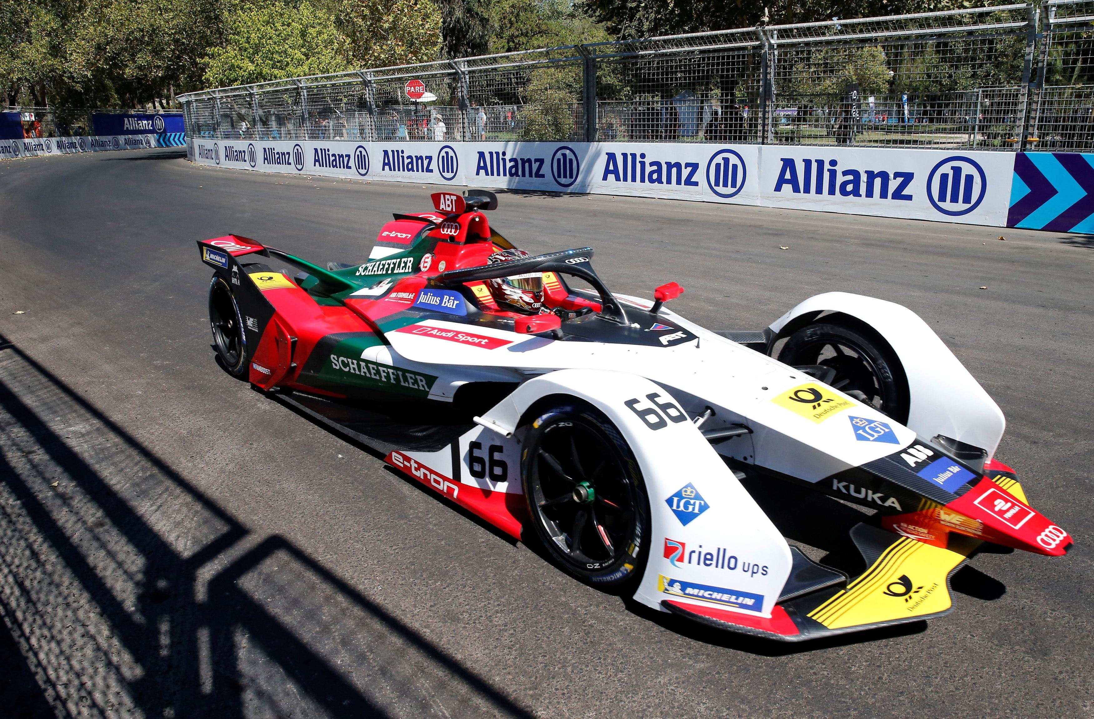 Audi Fórmula E