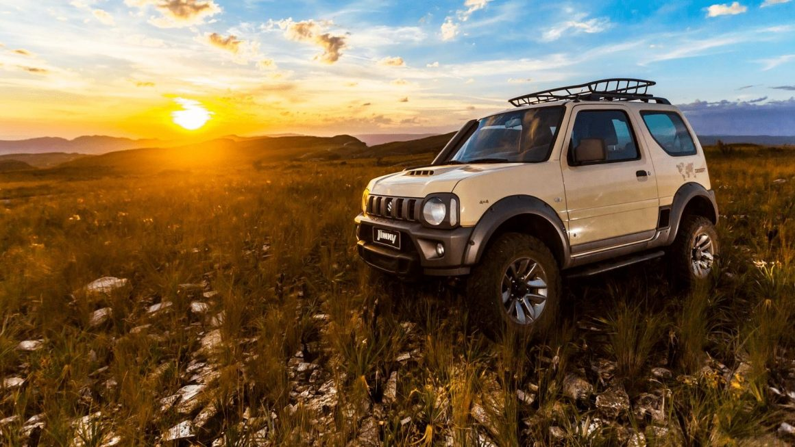 Suzuki JIMNY 4sport Desert 4x4 com reduzida 0