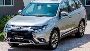 Mitsubishi Outlander . 3.0L V6 HPE-S