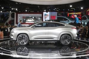 SUV Fiat Fastback Salão do Automóvel