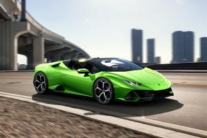 Lamborghini huracan S