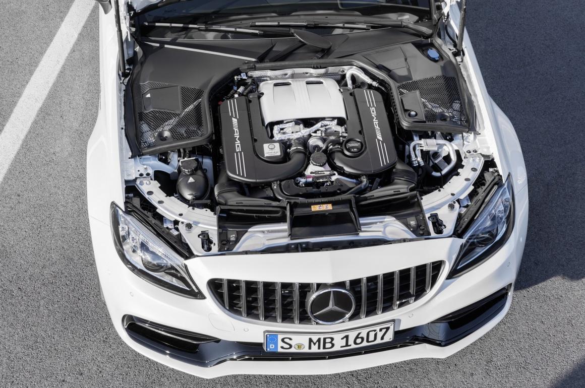 Mercedes híbrido