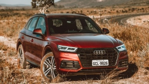 Audi Q5 . 2.0 TFSI Attraction S-Tronic Quattro NAC