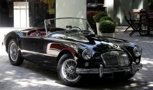 MG Model A