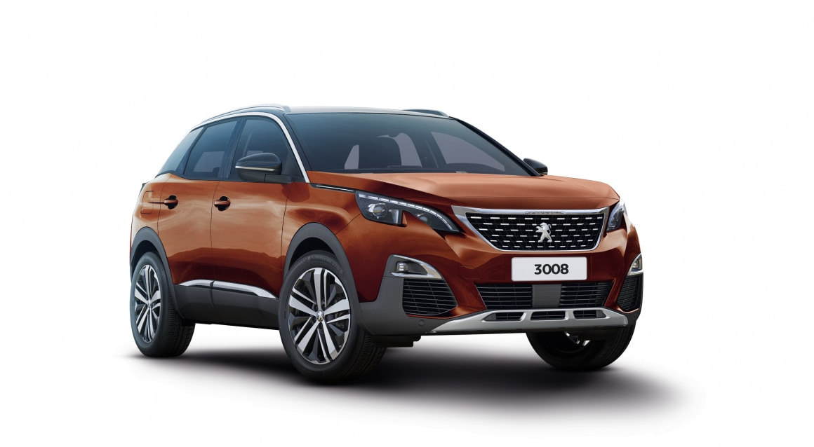Peugeot 3008 GRIFFE PACK 0