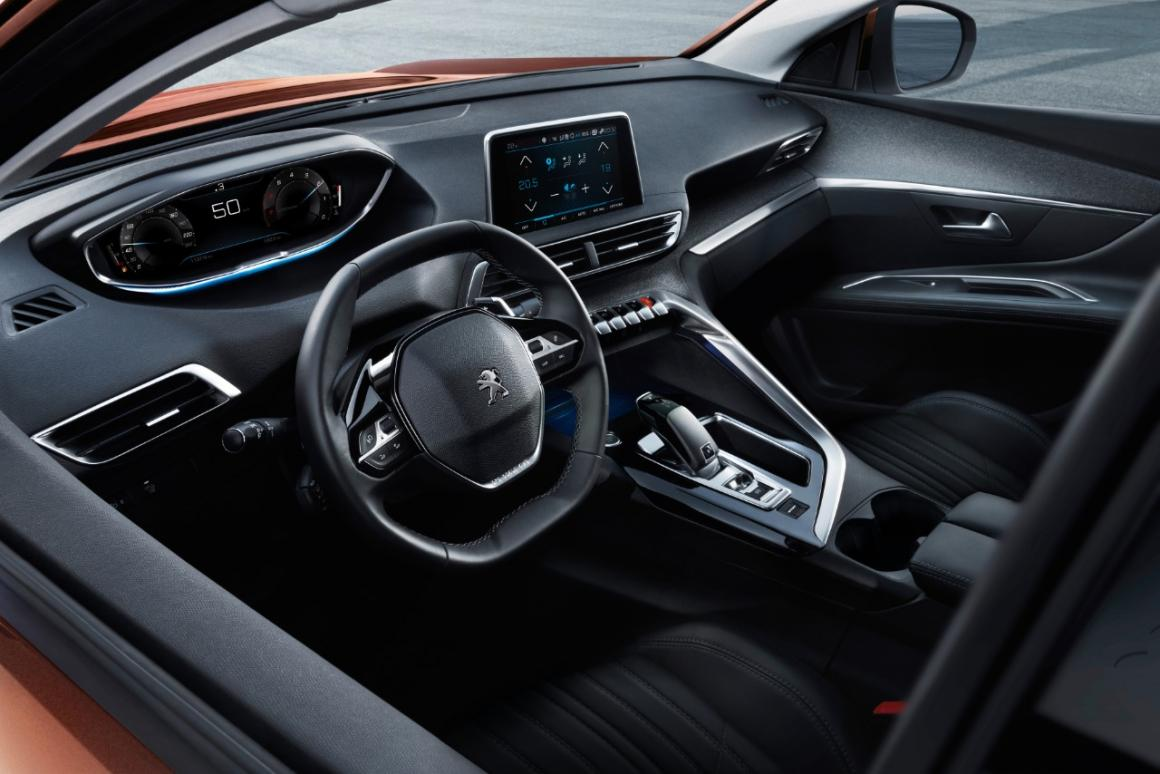 Peugeot 3008 GRIFFE PACK 2
