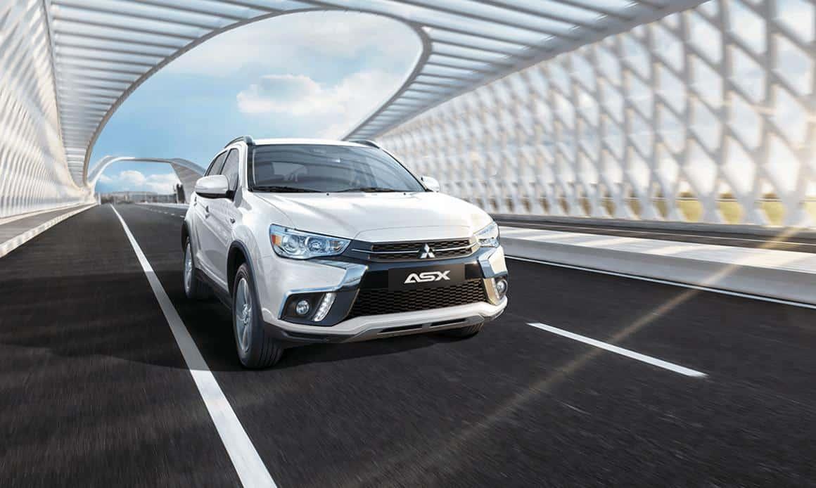 Mitsubishi ASX HPE 2WD 0