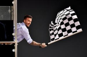 David Beckham GP do Bahrein