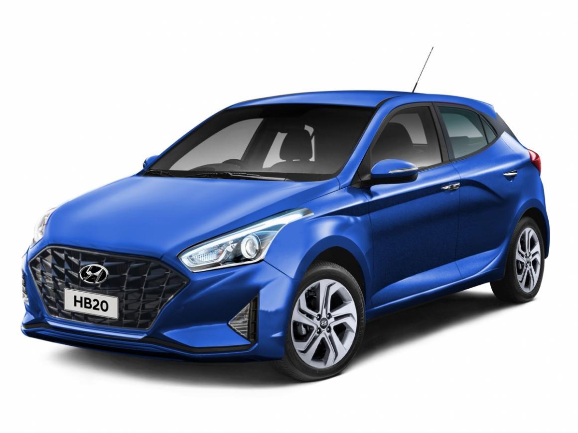 44e741cee Projeção de como será o HB20 feita pelo Jornal do Carro Crédito: Kleber  Silva/Estadão. O novo Hyundai ...