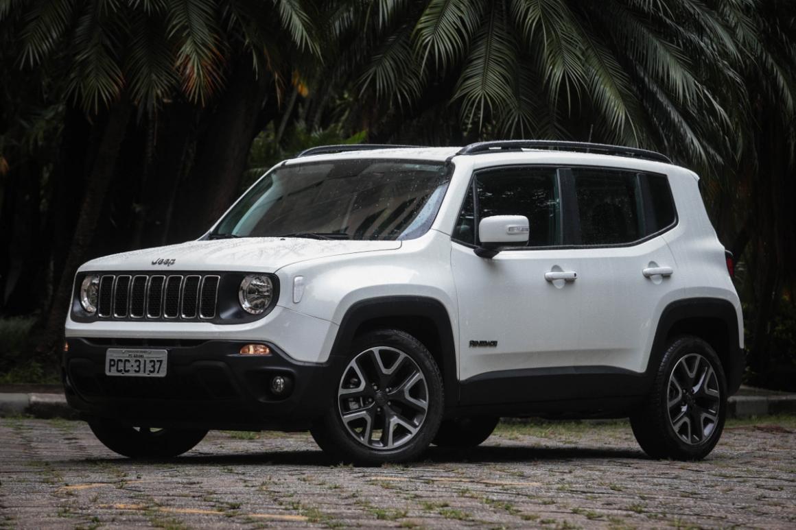 Jeep Renegade SUVs