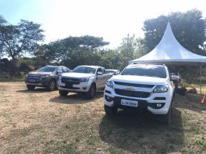 Ford Ranger e Chevrolet S10