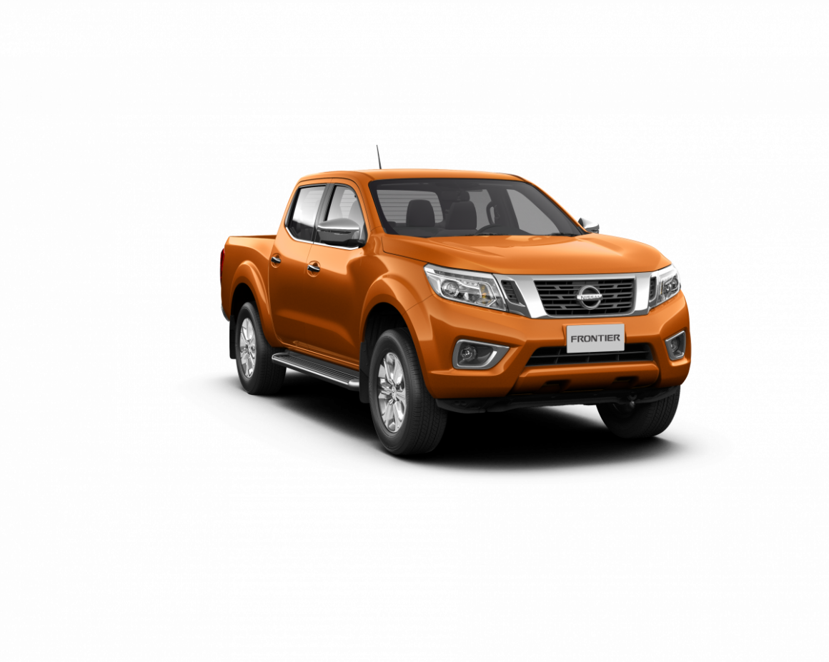 Nissan Frontier XE BI-TURBO DIESEL AT 4X4 1
