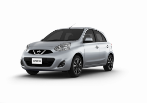 Nissan March 1.6 SL CVT