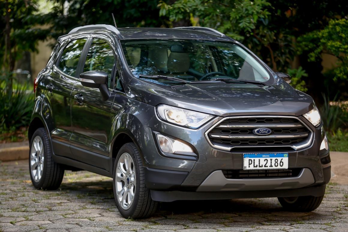 Ford EcoSport está entre os aposentados