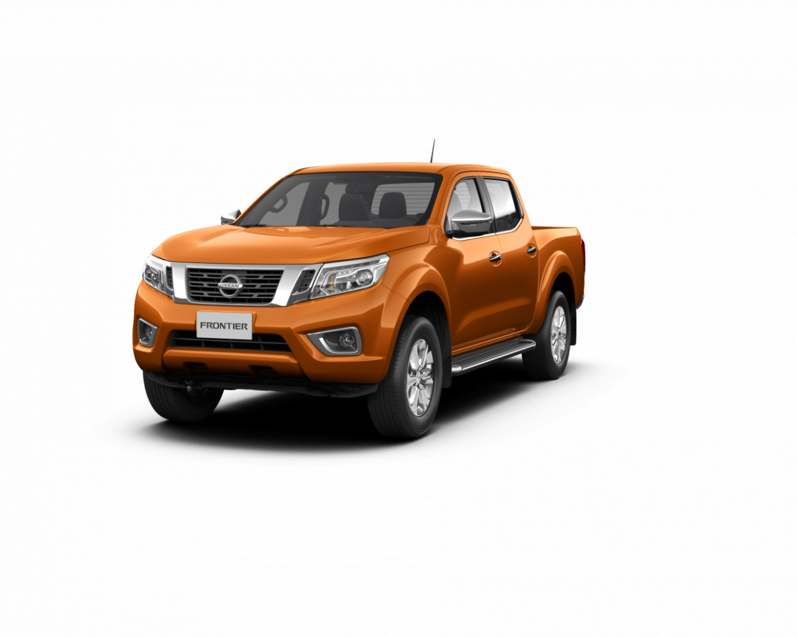 Nissan FRONTIER XE BI-TURBO DIESEL AT 4X4 0