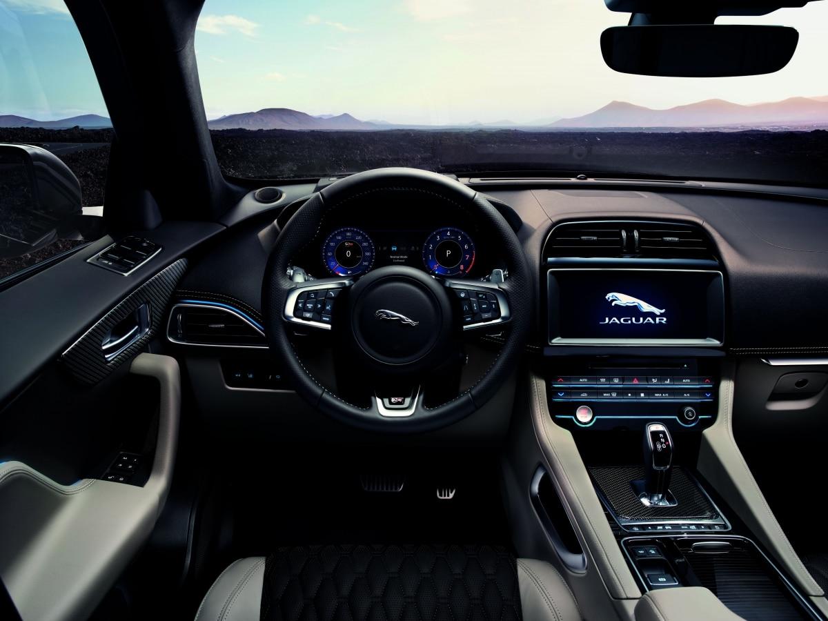 Jaguar F Pace Svr De 550 Cv Chega Em Outubro Ao Brasil Por R 536 600