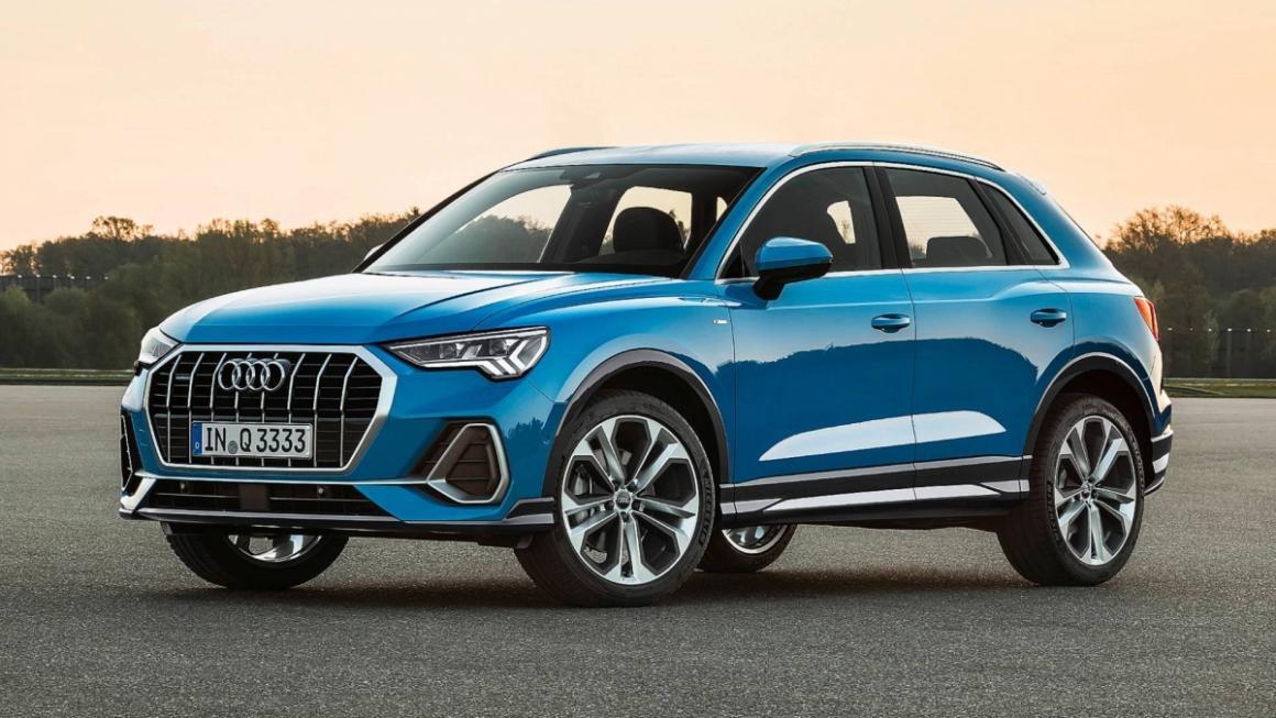 Novo Audi Q3 Tera Apenas Motor 1 4 Turbo Jornal Do Carro Estadao