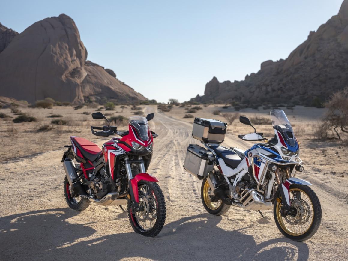 Honda Revela Africa Twin 2020 Tecnologica E Com Motor Mais Potente