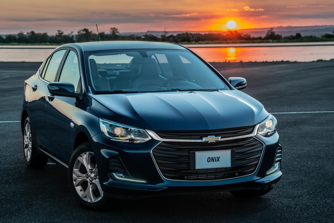 Chevrolet onix plus 2020 preço