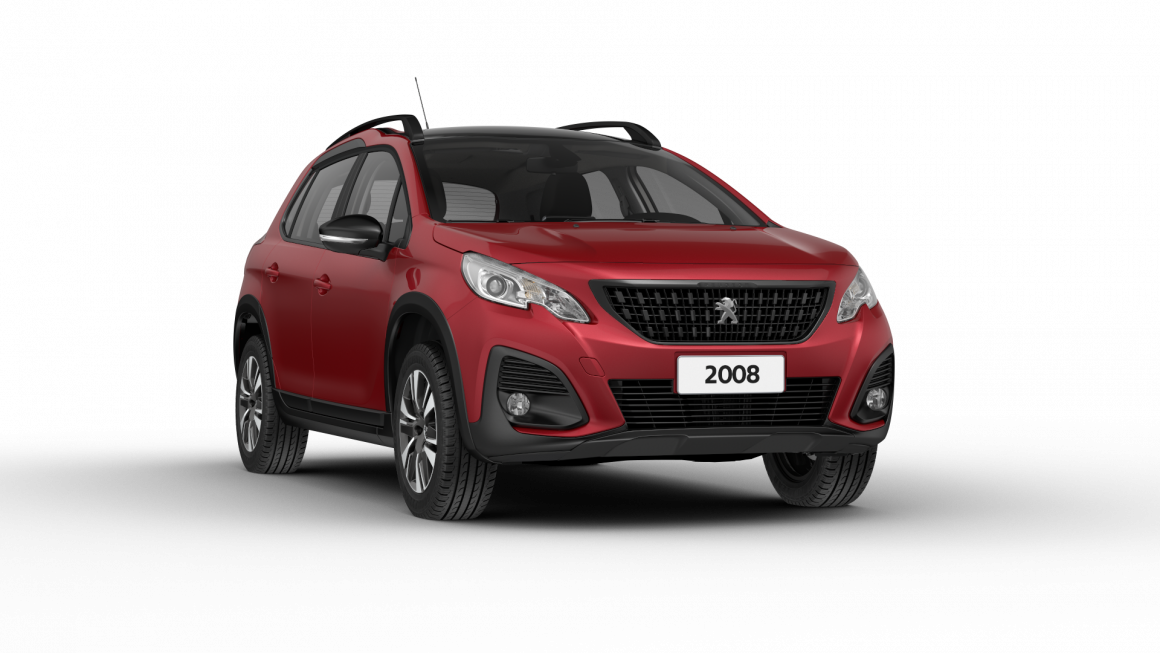 Peugeot 2008 GRIFFE 1.6 THP AT 0