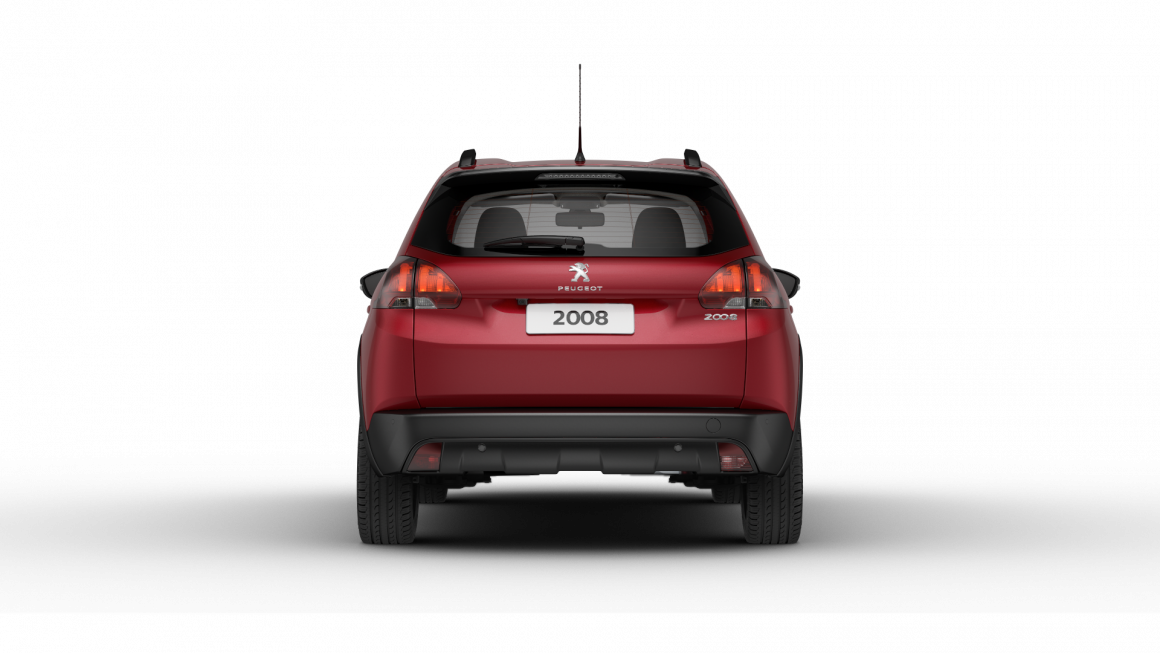 Peugeot 2008 GRIFFE 1.6 THP AT 4