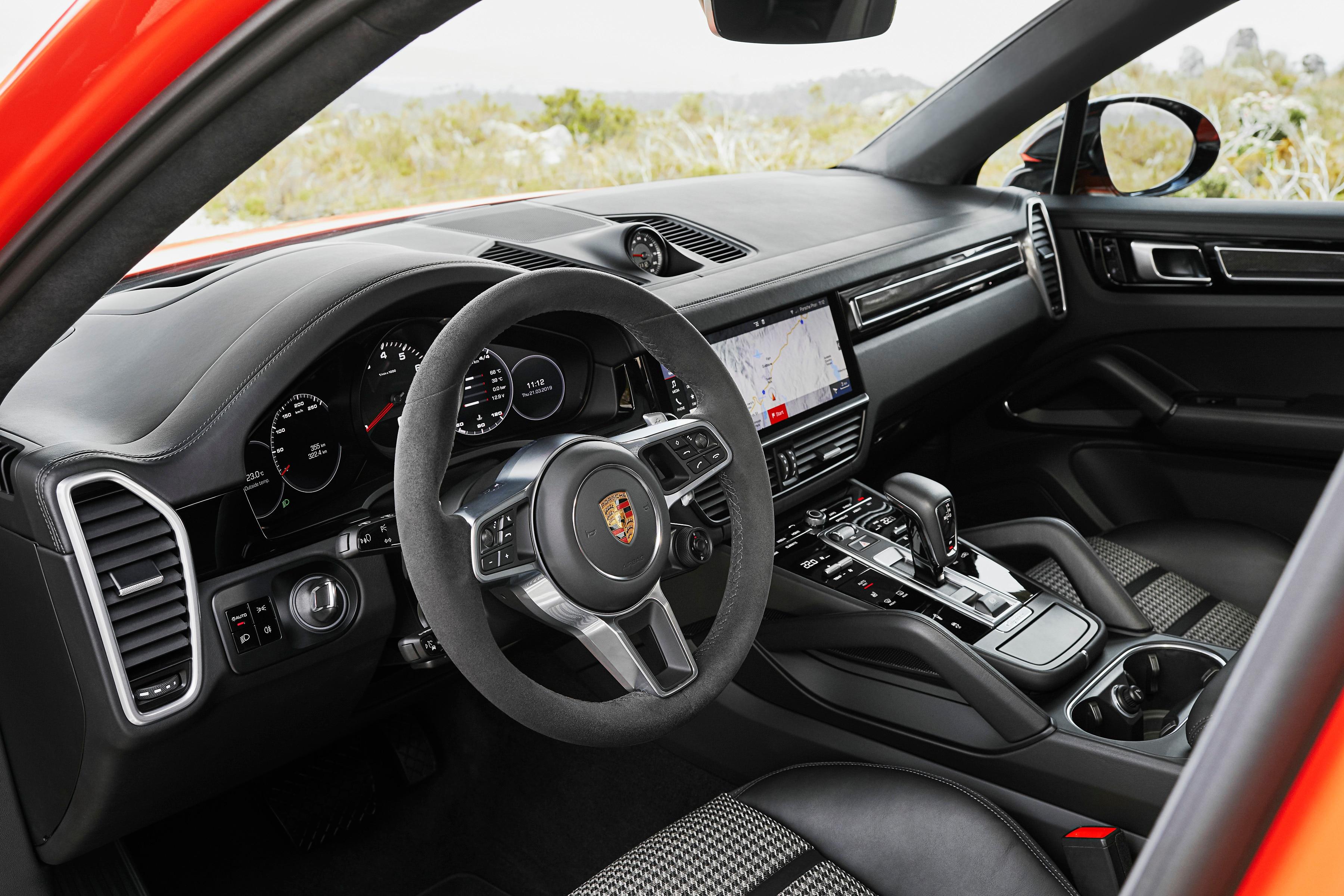 Cayenne Coupe Hibrido Custa Mais Que O Dobro Do 3 0 V6