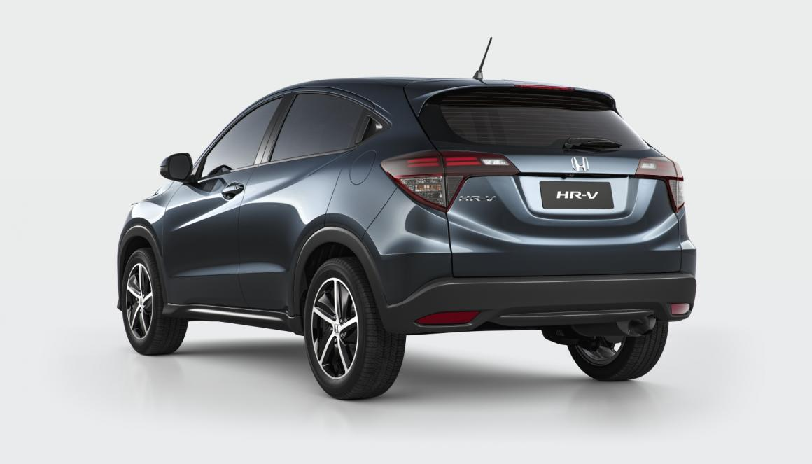 Honda HR-V EXL 1