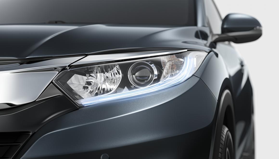 Honda HR-V EXL 4