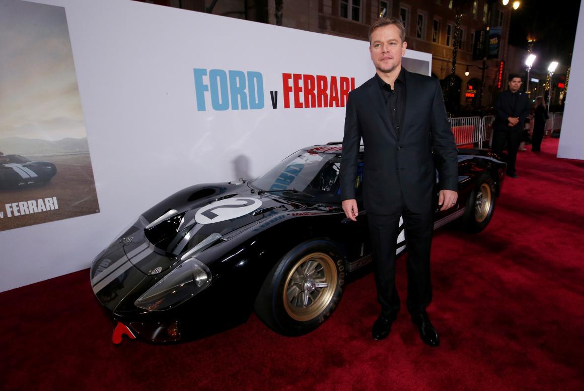 Ford V Ferrari Estreia Amanha Nos Cinemas