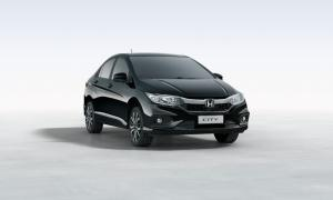 Honda CITY EX CVT