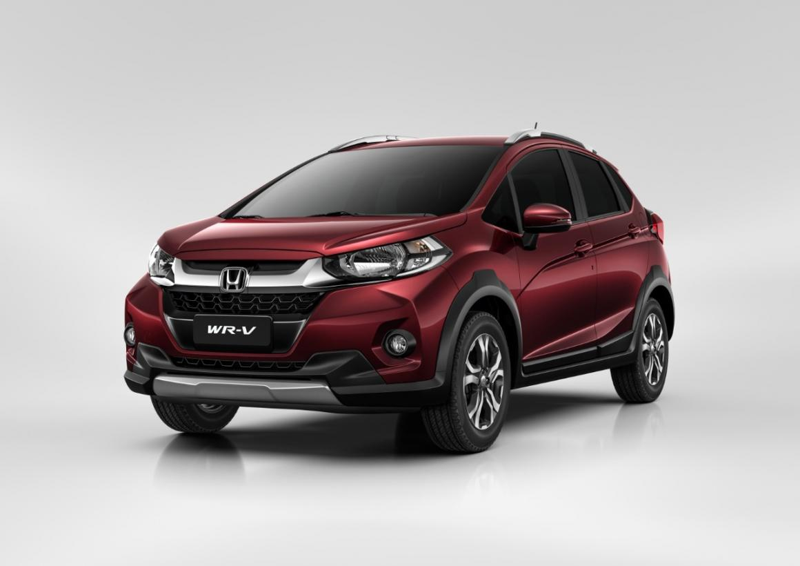 Honda WR-V EXL CVT 1