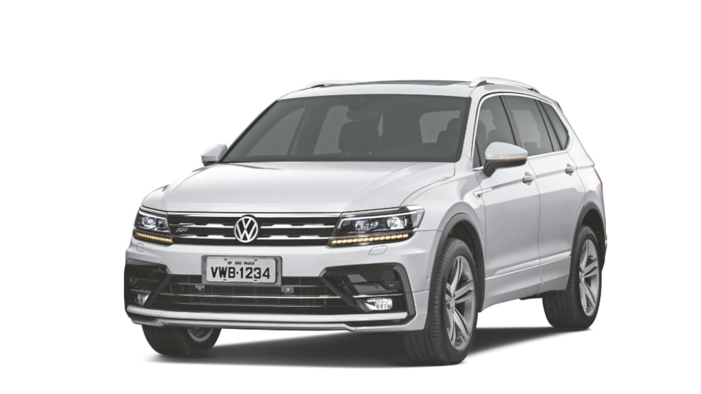 Linha 2020 Do Volkswagen Tiguan Allspace Tem Novidades
